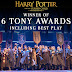 Harry Potter and the Cursed Child Wins Big At The Tonys!