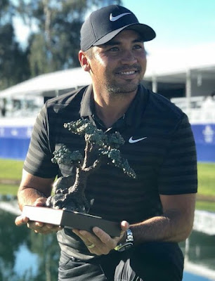 2018 Farmers Insurence Open, Jason Day, Alex Noren  sixth playoff hole, prize fund, leaderboard.