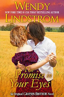 The promise in your eyes by Wendy Lindstrom