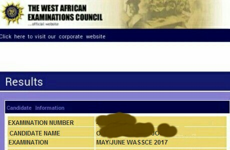 How To Check WAEC Result 2019 Without Fear Of Failure - PEPETIMSBLOG