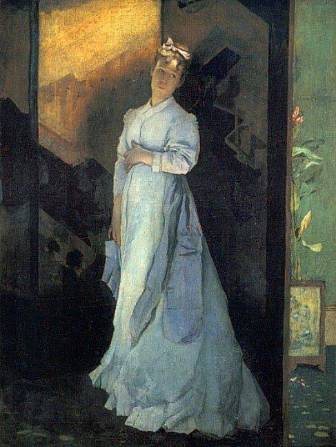Alfred Emile L C Aopold Stevens   Tutt Art