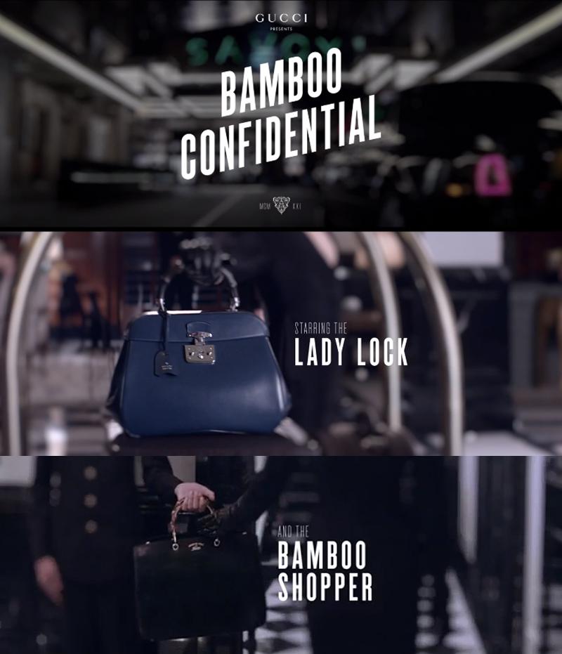 Gucci Bamboo Confidential