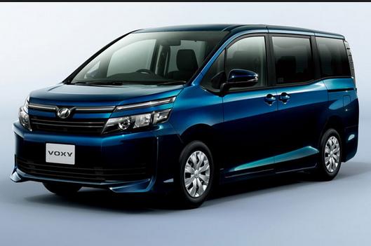 2016 Toyota Voxy Concept
