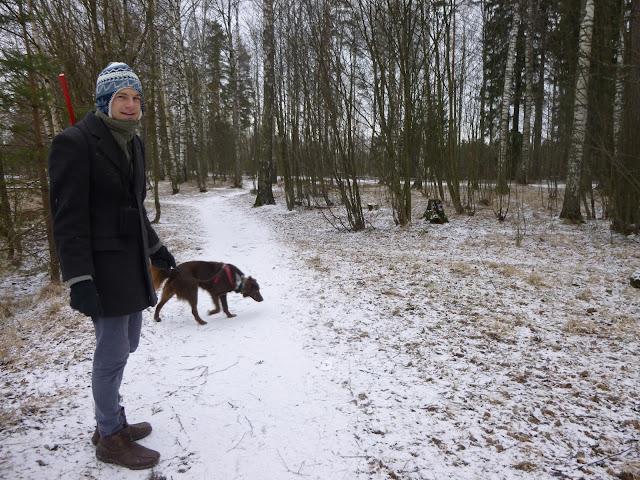 dogsitting in helsinki finland