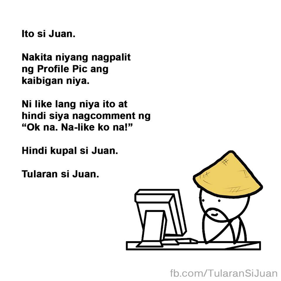 Tularan si Juan meme 2