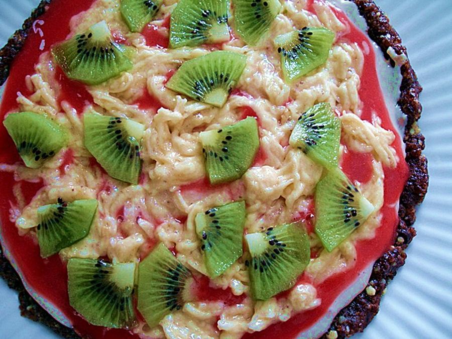 Raw Food Pie Recipes