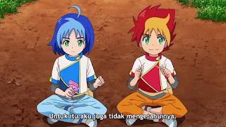 Tomica Kizuna Gattai: Earth Granner Episode 01 Subtitle Indonesia