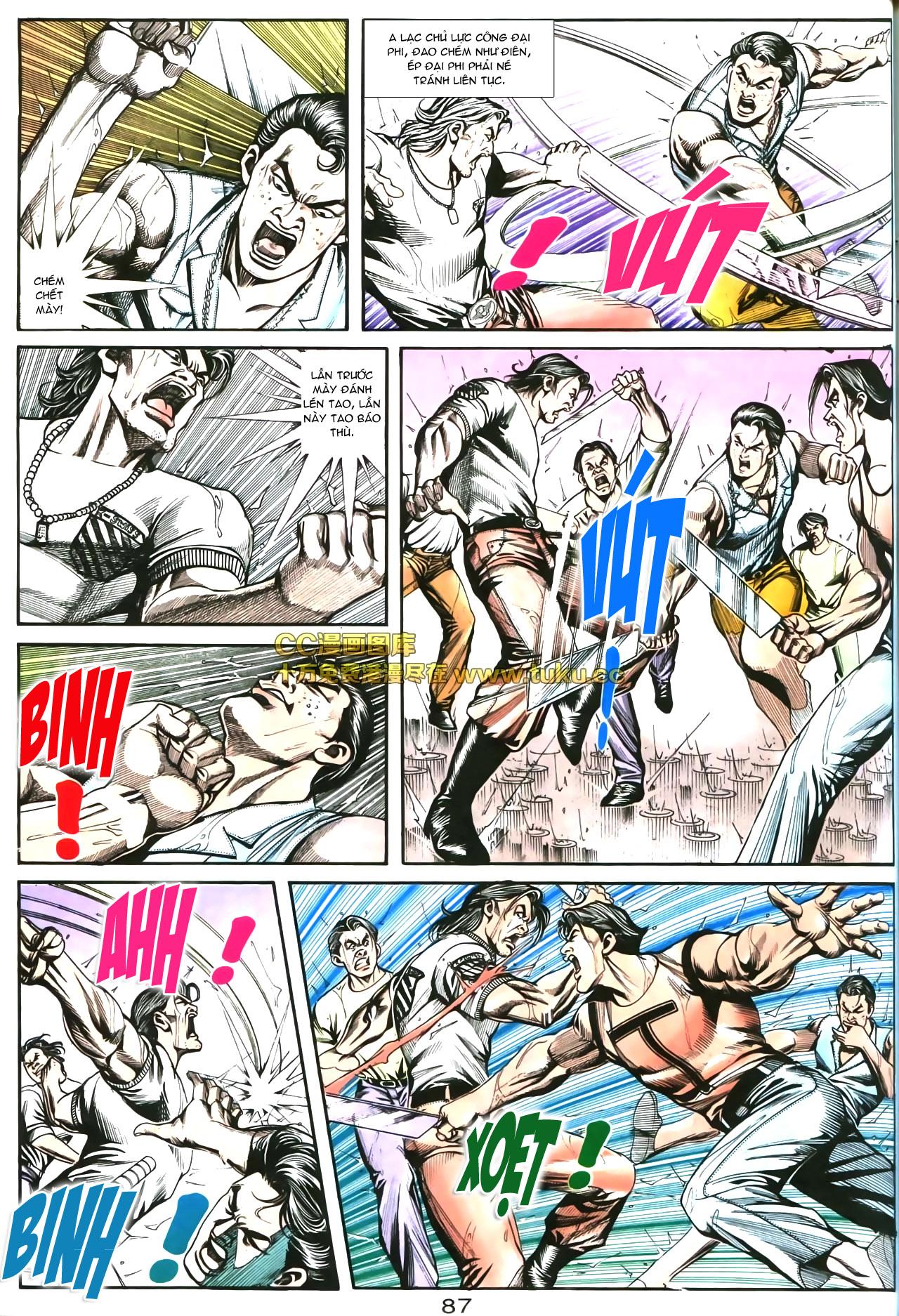 Người Trong Giang Hồ chapter 173: da ngựa bọc thây trang 6