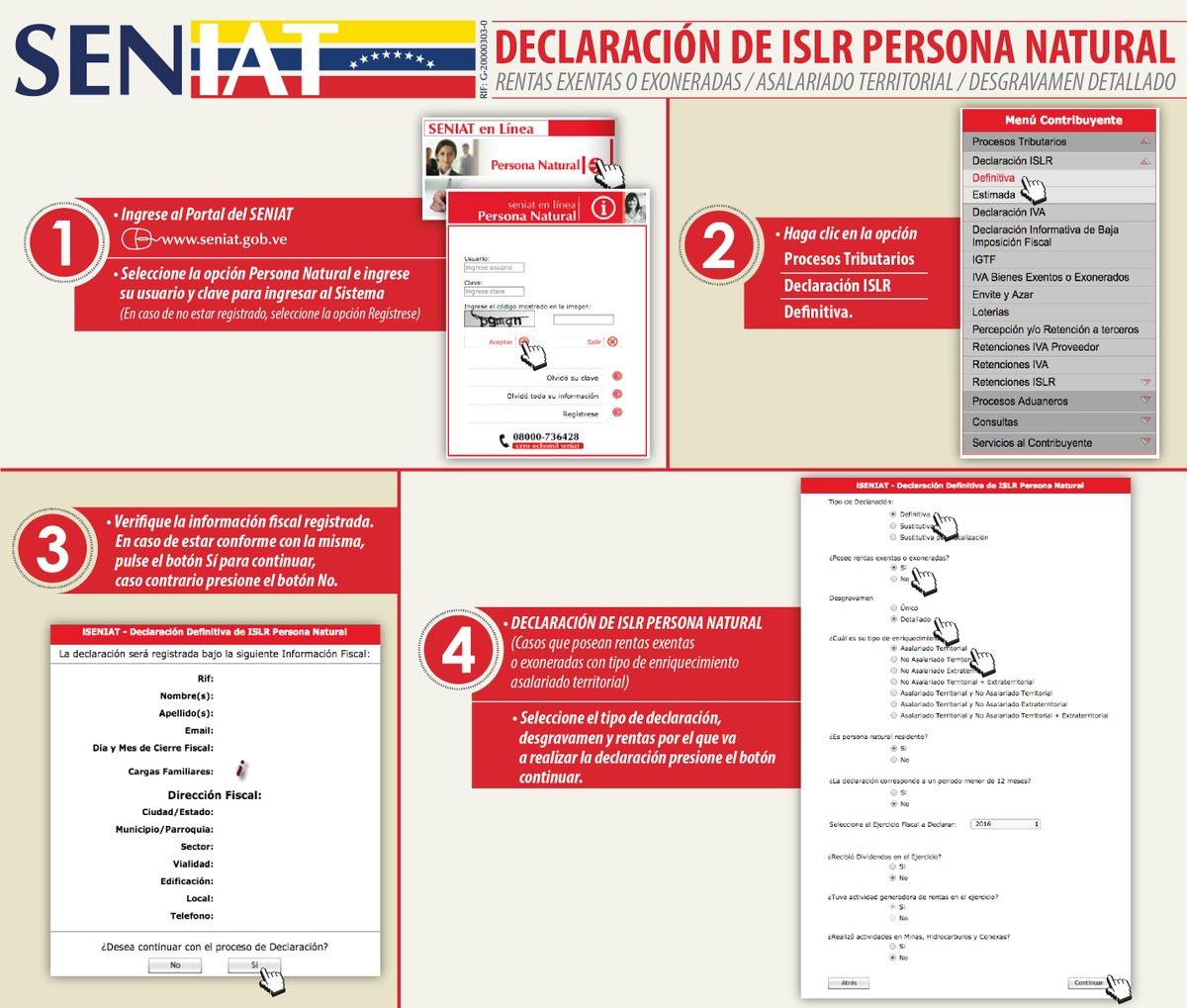 Mundo Tributario Venezuela: Error en calculo Declaracion ISLR 2016 ...