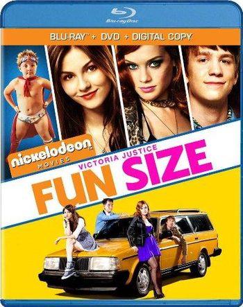 Fun Size 2012 Dual Audio Hindi Bluray Download