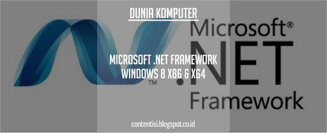 Microsoft .NET Framework Windows 8 x86 & x64