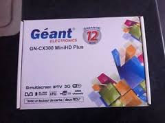 اليكم تحديث الجيون 1.73 GN-CX300 Plus Mini HD برابط مياشر