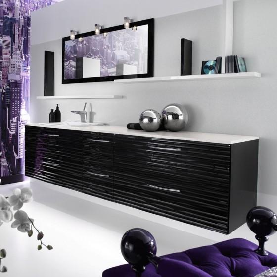 Decoración de cuartos de baño, originales y exclusivos diseños de ...