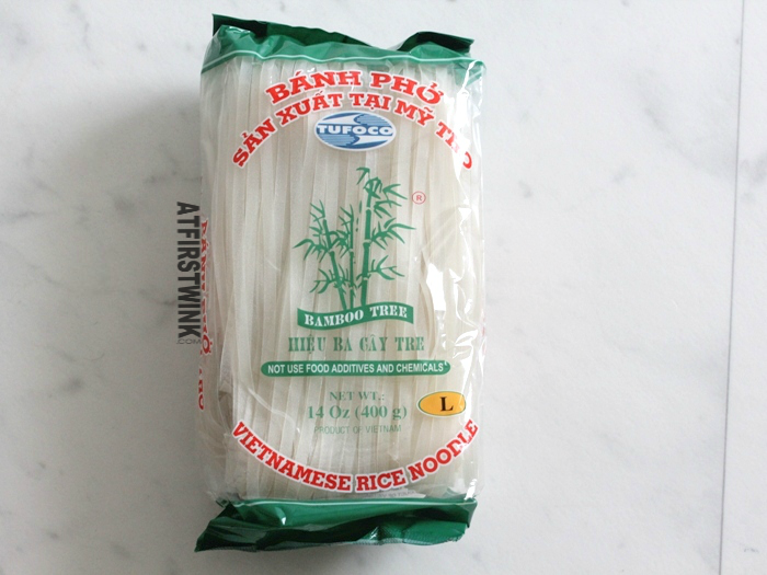 Bamboo Tree Vietnamese rice noodles