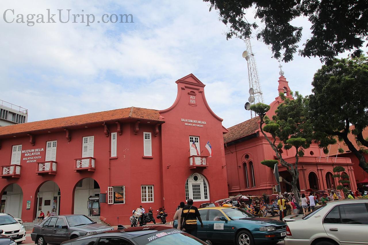 Museum Belia (Youth Museum), Melaka