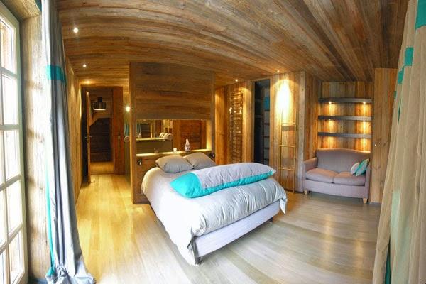 Habitacion Matrimonio Rustico Moderno : Habitaciones de estilo rústico moderno dormitorios