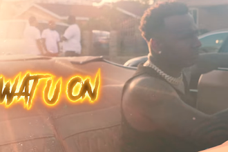 "Moneybagg Yo ft. Gunna - ""Wat U On"" Video 