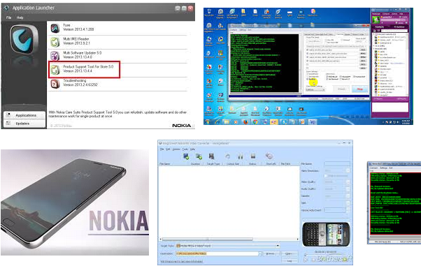 Nokia 5 Stock Firmware and Flash Tool with USB Driver Free Download