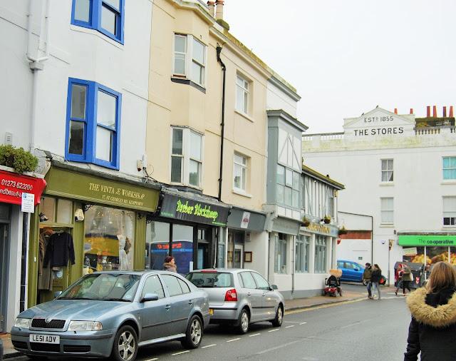 The Vintage Workshop, Brighton photo by Modern Bric a Brac