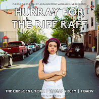 Hurray For The Riff Raff - York