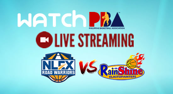 Livestream List: NLEX vs ROS game live streaming January 26, 2018 PBA Philippine Cup