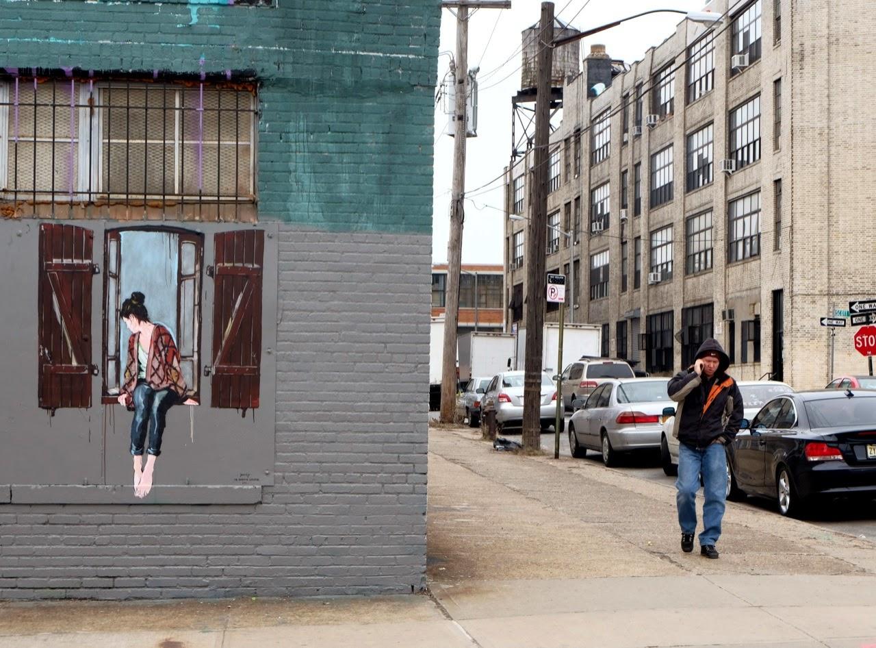 Jana Amp Js New Street Pieces Brooklyn New York City
