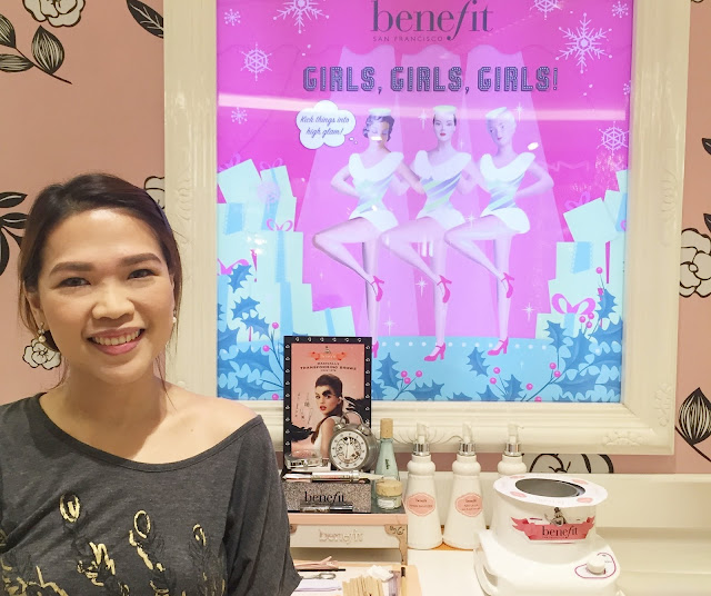 A photo of Benefit Brow Wax Shangrila Mall