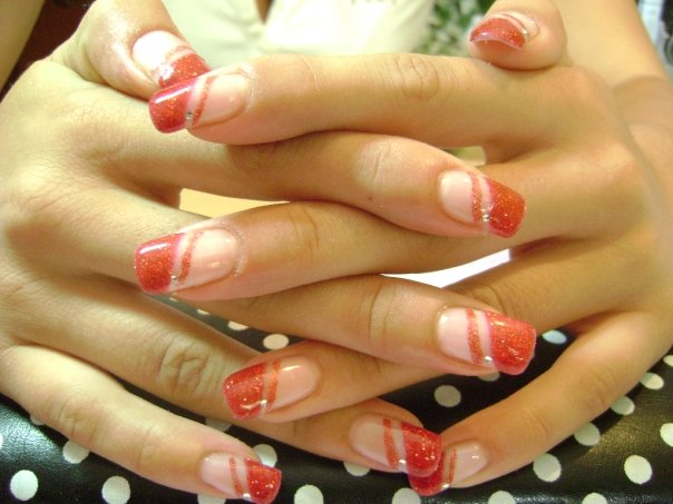 Popular Nail Designs -2011 Fashion