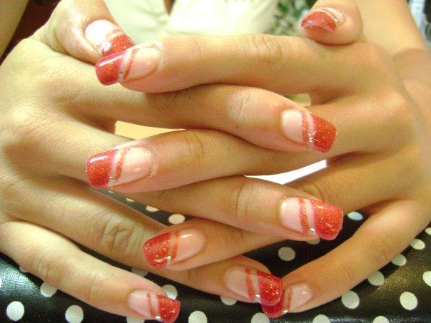 Popular Nail Designs -2011 Fashion