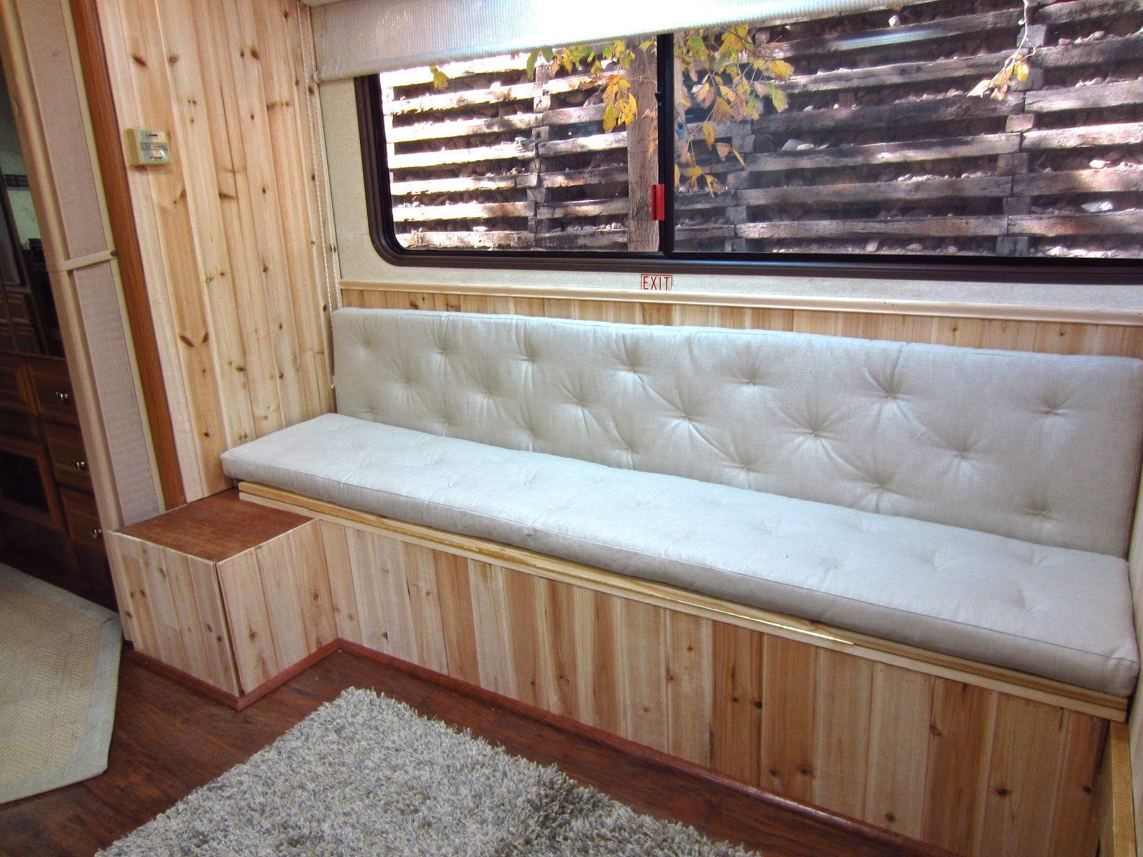 Box Canyon Blog com A Lazy Daze RV Remodel Update
