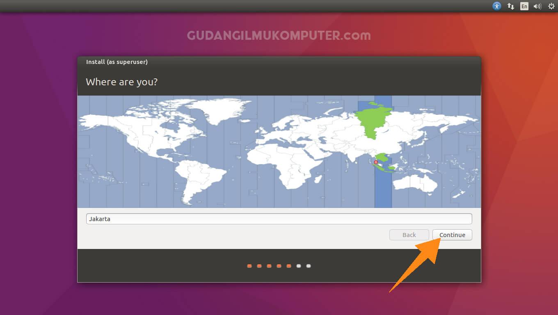 Cara Install Ubuntu 16.04 LTS (Xenial Xerus) Dilengkapi dengan Gambar