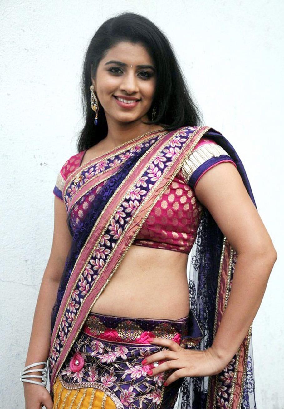 Darshita sexy in saree