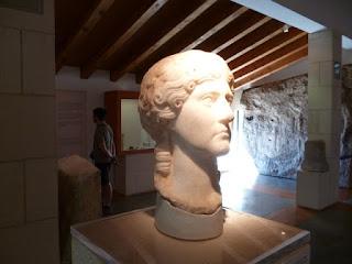 Busto de Agripina Maior