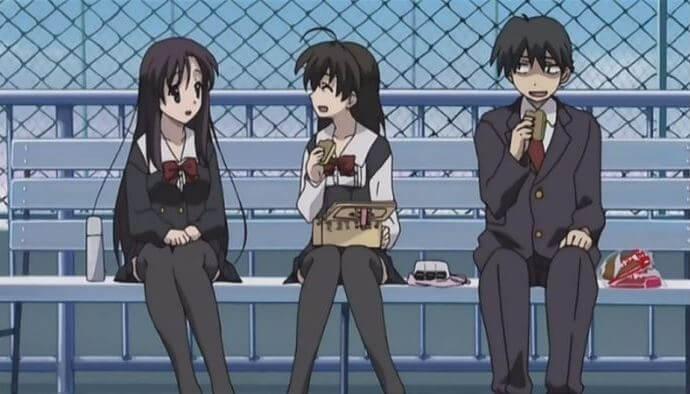 Anime yang Mirip dengan Domestic na Kanojo