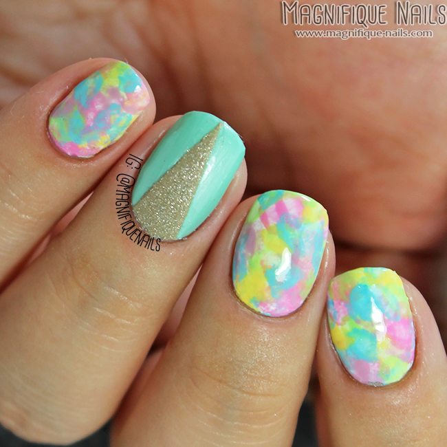 Magically Polished Nail Art Blog 31 Day Challenge Day 22