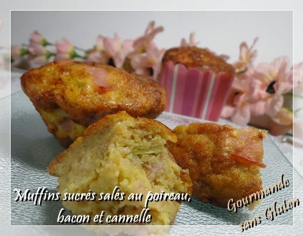 Cake Au Poireau Chevre Et Bacon