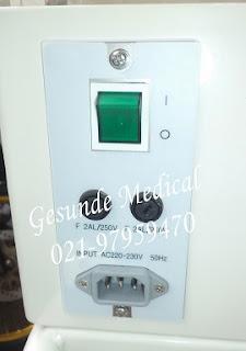 Power Switch Inkubator Bayi D2006