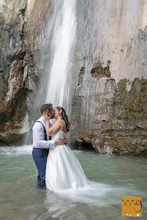 Reportaje de boda en los Cahorros