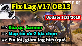 Fix lag free fire ob13