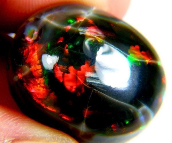 Batu Black Opal Kalimantan - Bisnis Borneo - Belajar ...