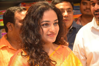 Nithya Menen Stills At Kalamandir (4).jpg