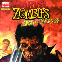 Marvel Zombies Vs Army of Darkness: el corto hecho por fans