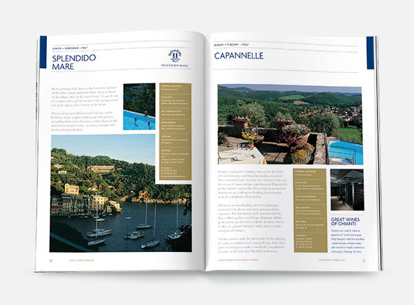 Europe Travel Brochure