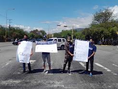 Mantener la lucha pacífica es el objetivo de la juventud de UNT
