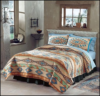 Decorating theme bedrooms maries manor southwestern for American bedrooms