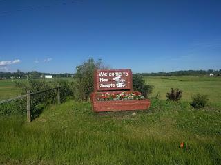 Willkommen in New Sarepta, Kanada