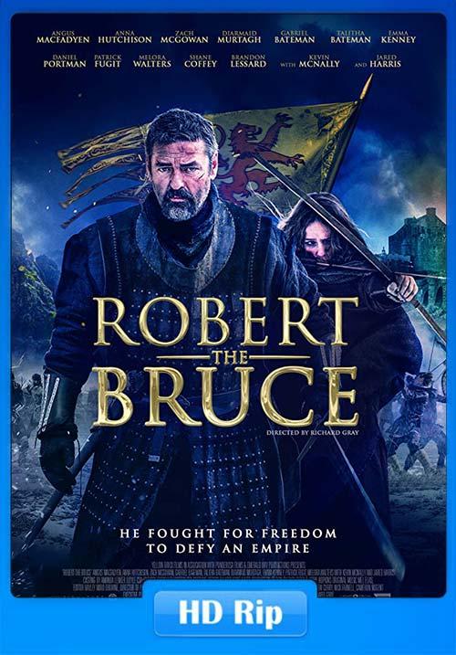 Robert The Bruce 2019 720p BluRay x264 | 480p 300MB | 100MB HEVC