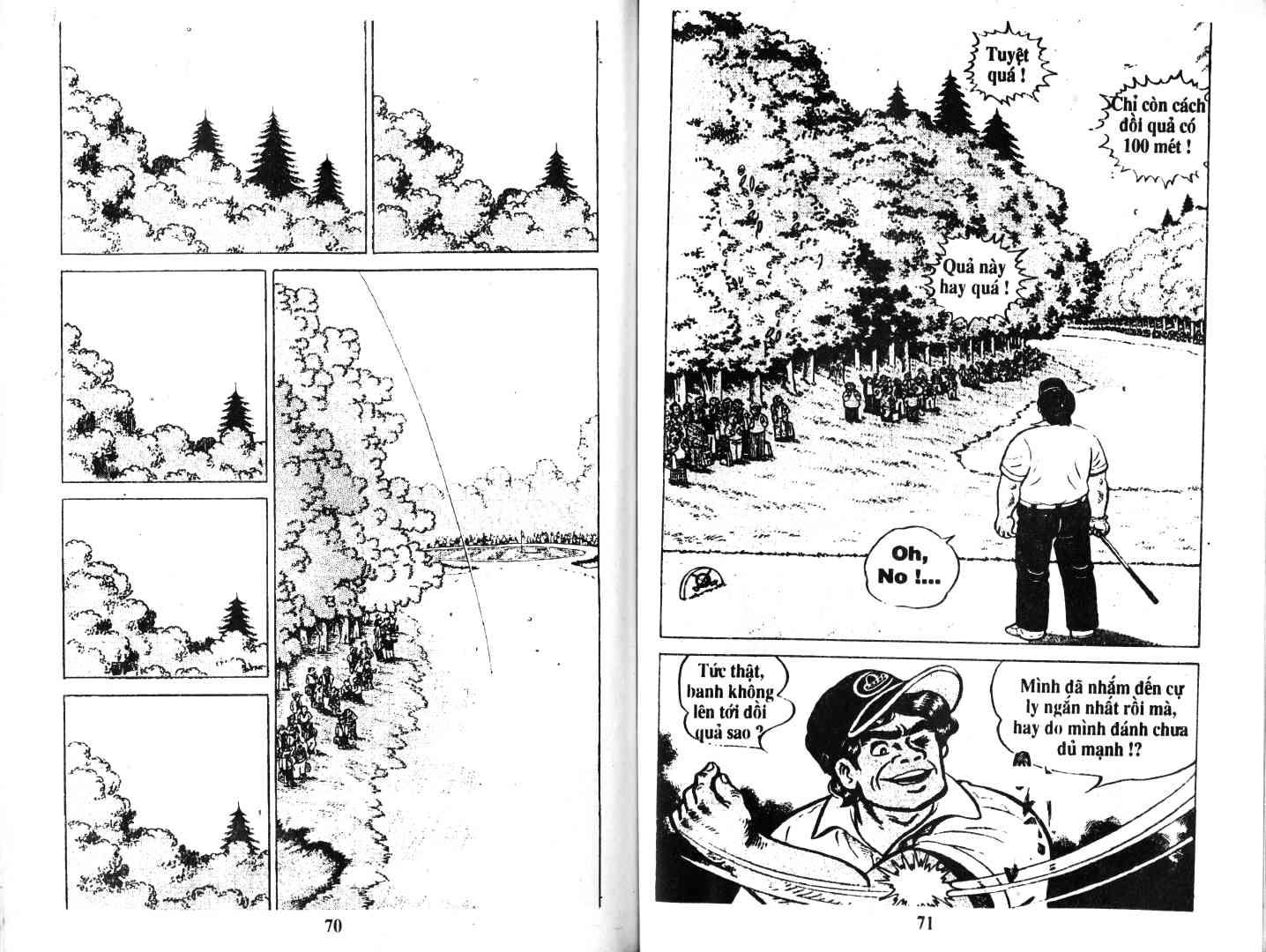 Ashita Tenki ni Naare chapter 42 trang 34