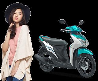 Harga Motor YamahaMio S terbaru cash dan kredit 2018