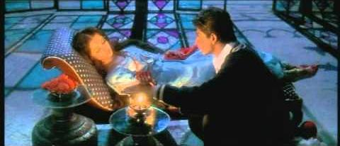 Woh chand jaisi ladki full hd video song with lyrics devdas.